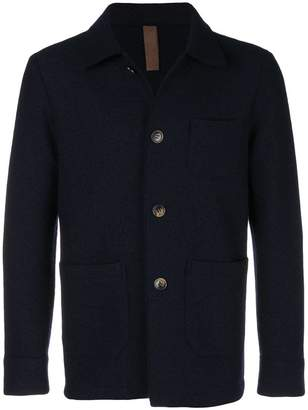 Eleventy single breasted slim fit jacket