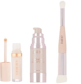 Doll 10 HydraLux Foundation and Concealer Set with Brush