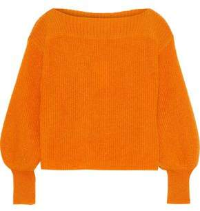 Temperley London Bessie Mohair-blend Sweater