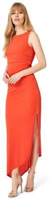 Damsel in a Dress Red Lyla Slinky Maxi Dress