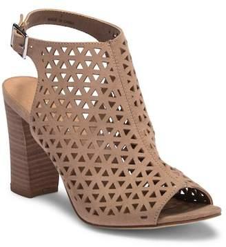 Madden-Girl Beverrly Laser-Cut Block Heel Sandal