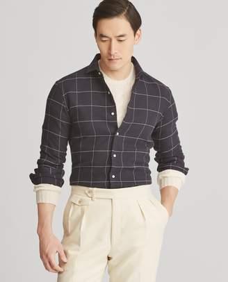 Ralph Lauren Windowpane Flannel Shirt