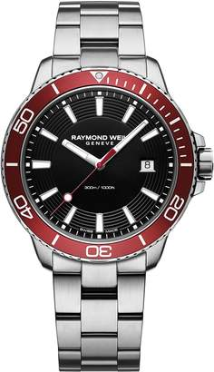 Raymond Weil Tango Diving Chronograph Bracelet Watch, 42mm