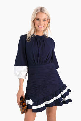 Tanya Taylor Cotton Poplin Mel Dress