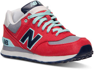 New Balance Women's 574 Winter Harbor Casual Sneakers from Finish Line