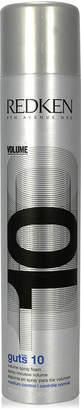 Redken Guts 10 Volume Spray Foam, 10.5-oz, from Purebeauty Salon & Spa