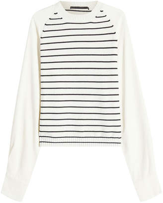 Haider Ackermann Pullover in Virgin Wool and Cashmere