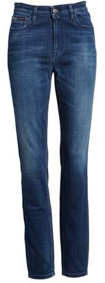 Tommy Jeans Santana High Rise Skinny Jeans
