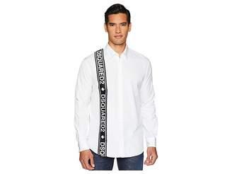 DSQUARED2 Logo Taping Shirt