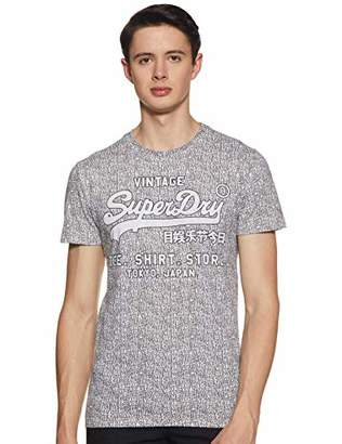 dbadbe13 Superdry Men's Shirt Shop AOP Tee Kniited Tank Top,Large