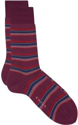 Falke Horizontal Stripe Socks