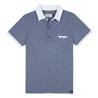 Jean Bourget Boy's Jn11003 Polo Shirt,(Size: 8A)