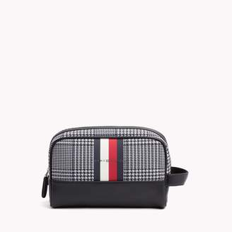 Tommy Hilfiger Houndstooth Dopp Kit
