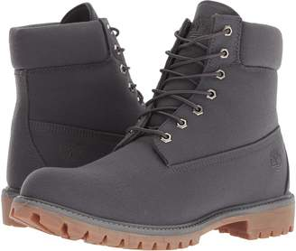Timberland 6 Premium Canvas Boot Men's Lace-up Boots