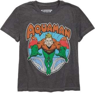 JEM Aquaman Graphic T-Shirt