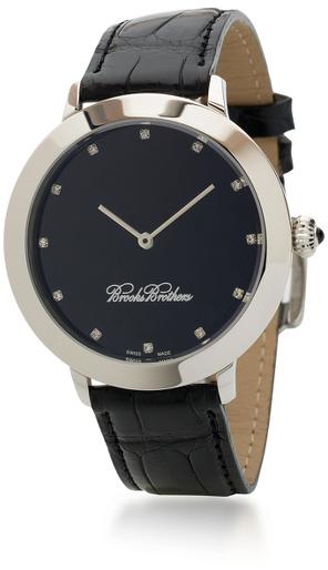 Brooks Brothers Gentleman's Diamond Dress Watch