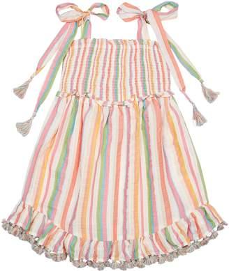 Zimmermann Heathers Tassel Trim Dress