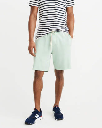 Abercrombie & Fitch Icon Logo Shorts