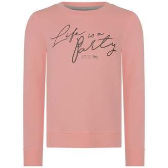 Esprit EspritGirls Pink Life Is A Party Sweater