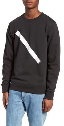 Saturdays NYC Bowery Slash Sweatshirt