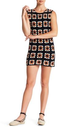 En Creme Sleeveless Knit Dress $72 thestylecure.com