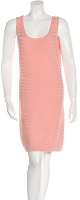 Nicole Miller Knit Sleeveless Dress $65 thestylecure.com