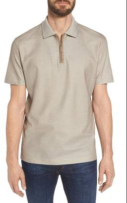 Luciano Barbera Cotton Polo Shirt