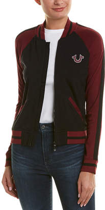 True Religion Raglan Bomber Jacket