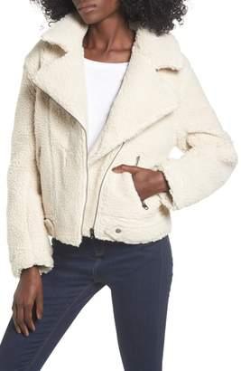 ASTR the Label Brooklyn High Pile Fleece Jacket