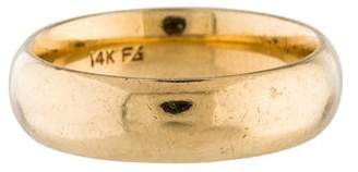 Ring 14K Wedding Band