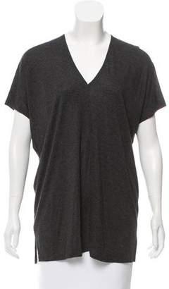 Vince Short Sleeve V-Neck T-Shirt