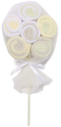 TENDERTYME Lollipop Twelve Pack of Wash Cloths