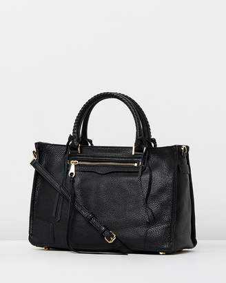 Rebecca Minkoff Regan Satchel Tote Bag