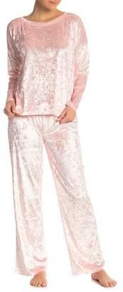 PJ Salvage Crushinit Velvet PJ Pants