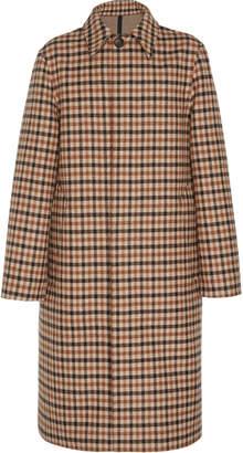 Ami Bonded Mac Coat