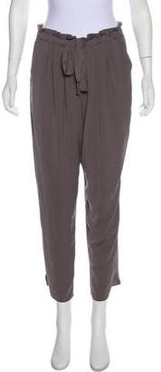 Ramy Brook High-Rise Straight-Leg Pants w/ Tags