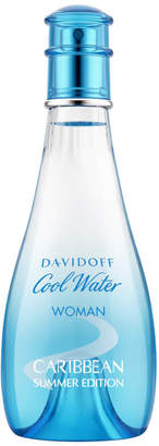 Davidoff Cool Water Woman Caribbean Summer Limited Edition 100ml EDT