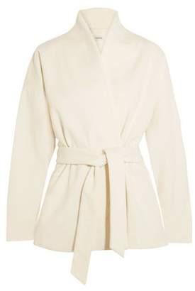 Totême Zurs Belted Wool-Blend Jacket