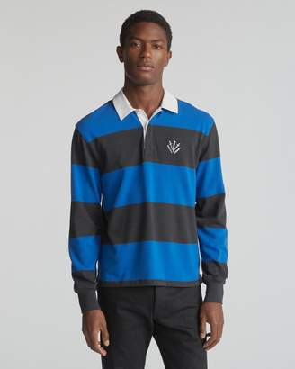 Rag & Bone Long-sleeve rugby polo