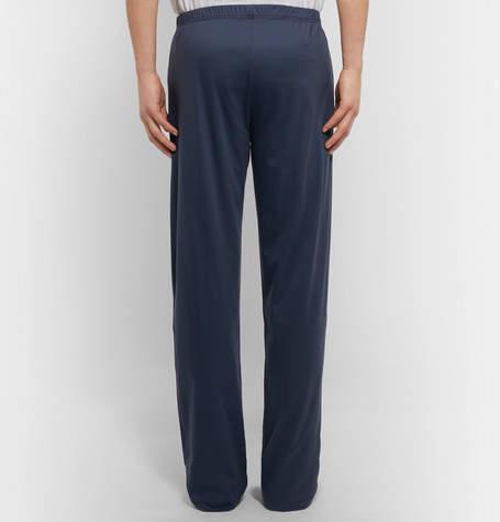 Zimmerli Mercerised Cotton-Jersey Pyjama Set