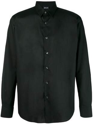 Just Cavalli classic button shirt