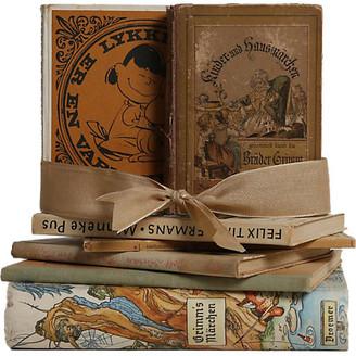 One Kings Lane Vintage Children Stories in German - Set of 7 - Booth & Williams