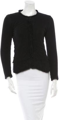 Jean Paul Gaultier Cardigan $130 thestylecure.com