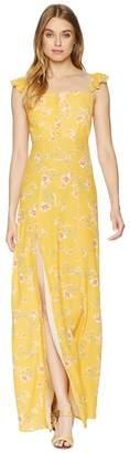 Flynn Skye Bardot Maxi Dress Women's Dress