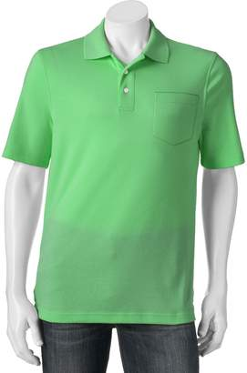 Croft & Barrow Big & Tall Signature Pocket Polo