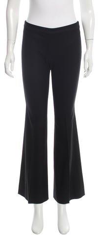 Balenciaga Balenciaga Wool Wide-Leg Pants
