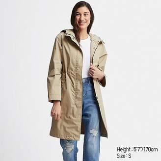 Uniqlo Women's Blocktech Mods Coat