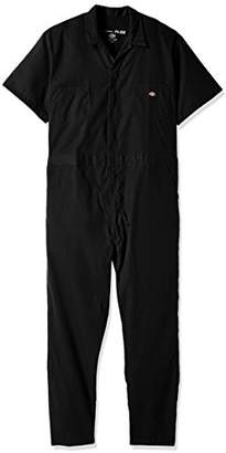 Dickies Men's Big and Tall Short Sleeve Flex Coverall