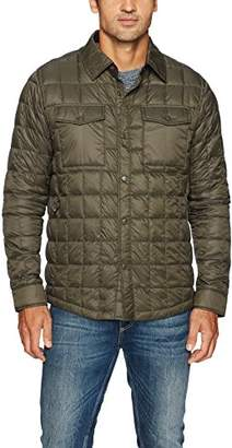 Hawke & Co Men's Quilted Shirt Jacket