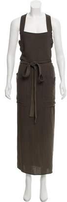 Jean Paul Gaultier Overall Maxi Dress